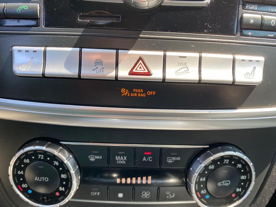 Used Mercedes-Benz M-Class 4MATIC 4dr ML 350 2013 | Rite Cars, Inc. Lindenhurst, New York