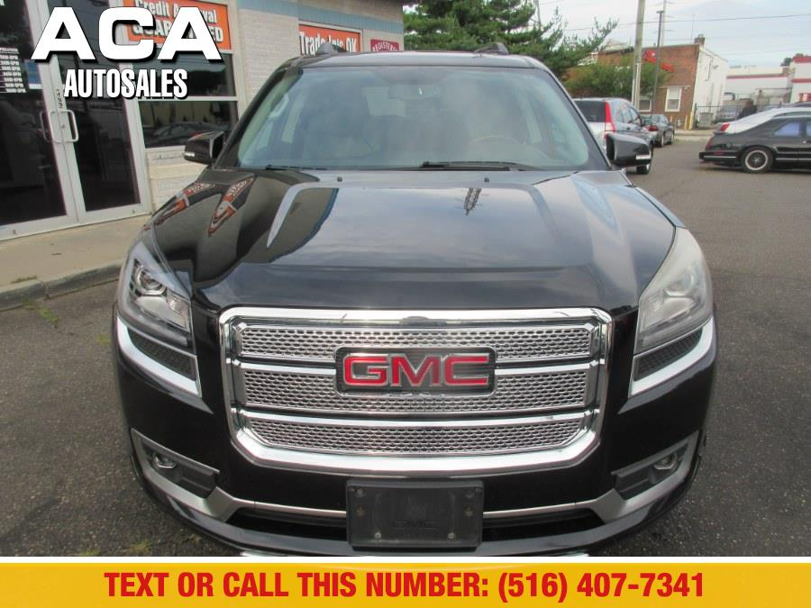 Used GMC Acadia AWD 4dr Denali 2013   ACA Auto Sales. Lynbrook, New York