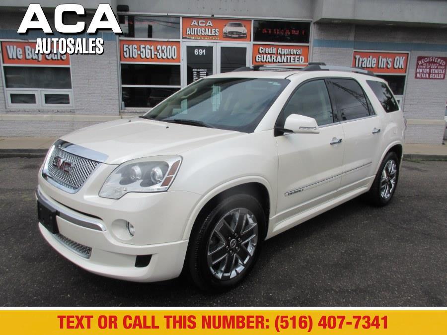 Used 2012 GMC Acadia in Lynbrook, New York | ACA Auto Sales. Lynbrook, New York