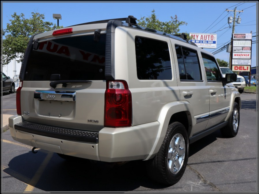 Used Jeep Commander 4WD 4dr Limited 2008   My Auto Inc.. Huntington Station, New York