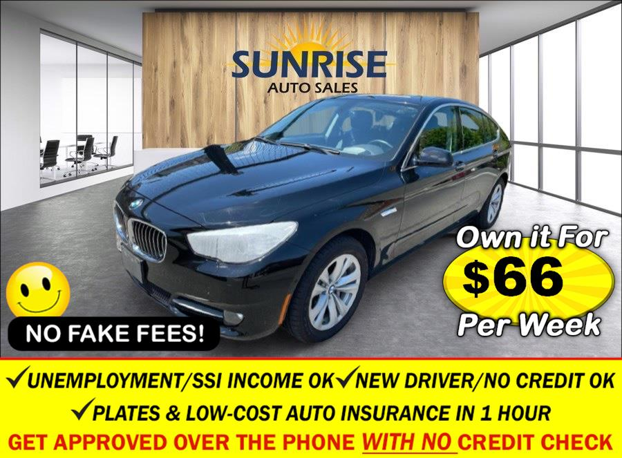 Used BMW 5 Series Gran Turismo 5dr 535i xDrive Gran Turismo AWD 2013 | Sunrise Auto Sales. Rosedale, New York