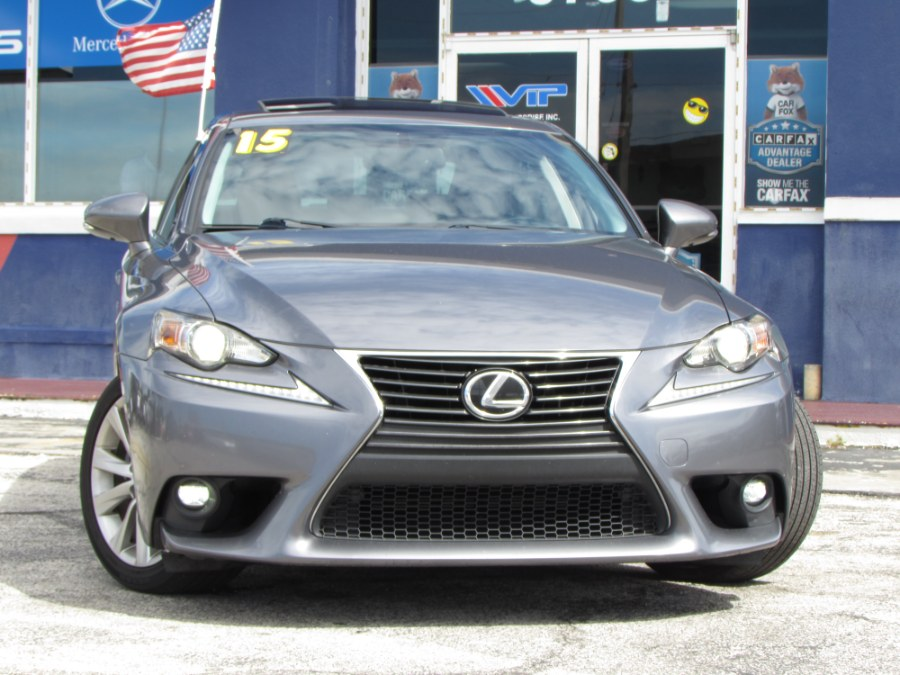 Used 2015 Lexus IS 250 in Orlando, Florida | VIP Auto Enterprise, Inc. Orlando, Florida