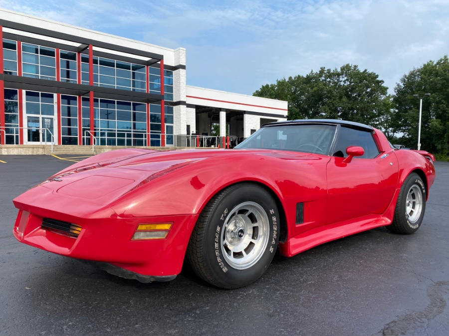 Used Chevrolet Corvette 2dr Coupe 1981   Marsh Auto Sales LLC. Ortonville, Michigan