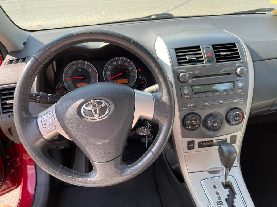 Used Toyota Corolla 4dr Sdn Auto S (Natl) 2010   New Beginning Auto Service Inc . Ashland , Massachusetts