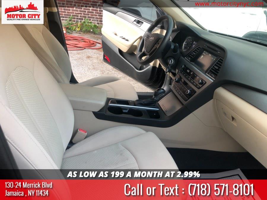 Used Hyundai Sonata 4dr Sdn 2.4L SE 2016 | Motor City. Jamaica, New York
