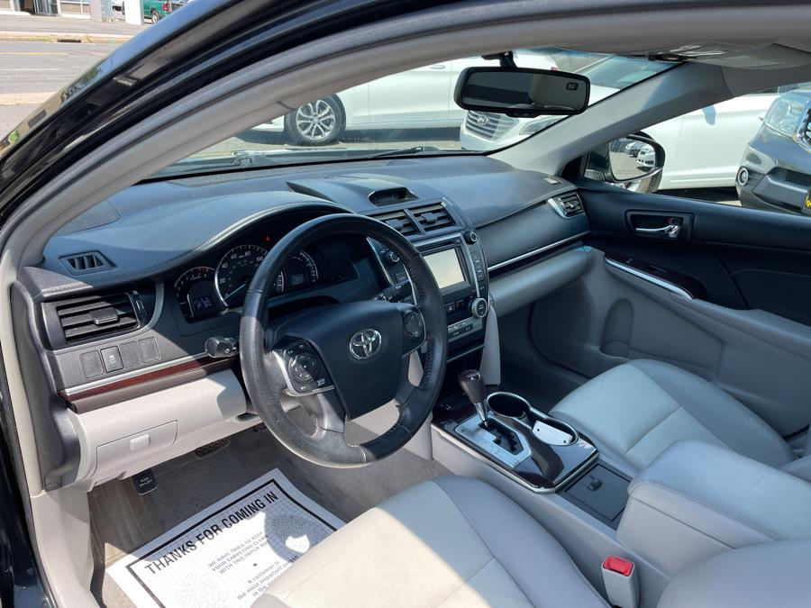 Used Toyota Camry 4dr Sdn I4 Auto XLE (Natl) 2013   Auto Store. West Hartford, Connecticut