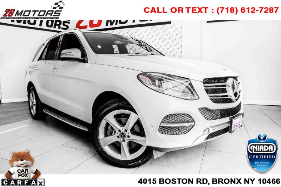 Used Mercedes-Benz GLE GLE 350 4MATIC SUV 2018 | 26 Motors Corp. Bronx, New York