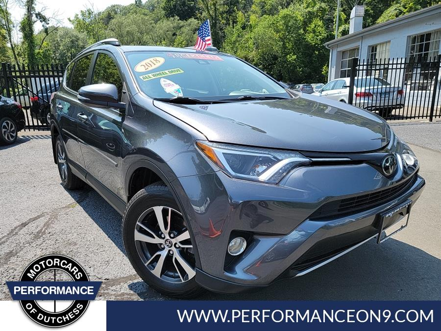 Used 2018 Toyota RAV4 in Wappingers Falls, New York | Performance Motorcars Inc. Wappingers Falls, New York