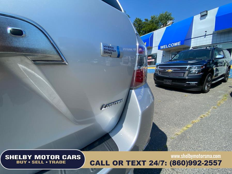 Used Toyota Highlander Hybrid 4WD 4dr Limited w/3rd Row (GS) 2009 | Shelby Motor Cars. Springfield, Massachusetts