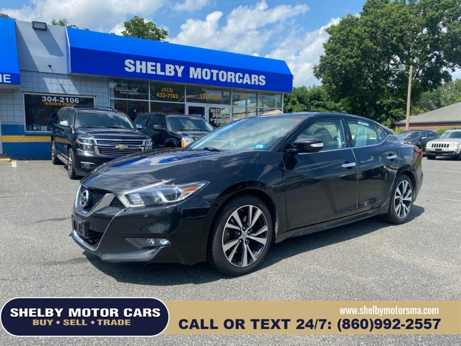 Used 2018 Nissan Maxima in Springfield, Massachusetts | Shelby Motor Cars. Springfield, Massachusetts