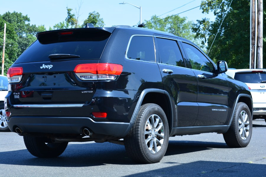 Used Jeep Grand Cherokee 4WD 4dr Limited 2014   Longmeadow Motor Cars. ENFIELD, Connecticut