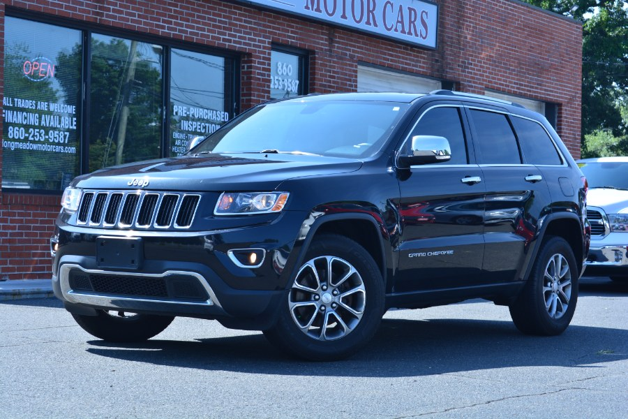 Used 2014 Jeep Grand Cherokee in ENFIELD, Connecticut | Longmeadow Motor Cars. ENFIELD, Connecticut