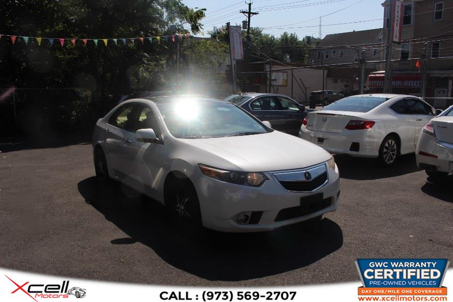 Used Acura TSX Tech Pkg 4dr Sdn I4 Auto Tech Pkg 2012   Xcell Motors LLC. Paterson, New Jersey