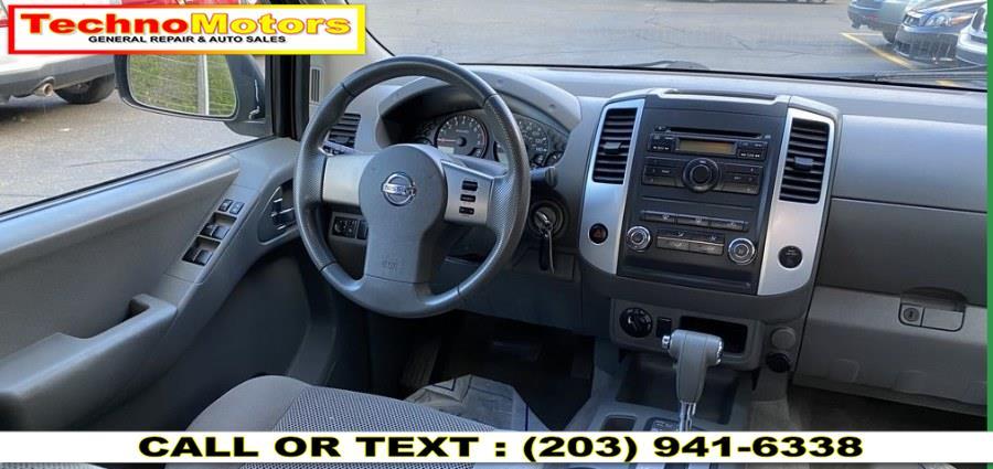 Used Nissan Frontier 4WD Crew Cab LWB Auto LE 2009   Techno Motors . Danbury , Connecticut