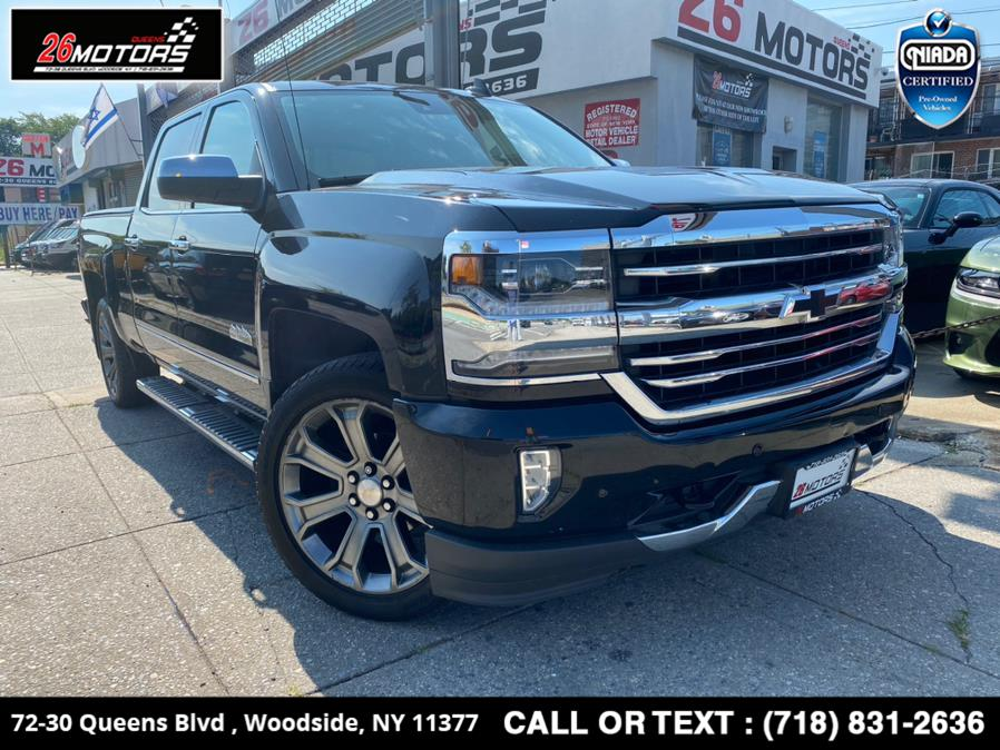 """Used Chevrolet Silverado 1500 4WD Crew Cab 153.0"""" High Country 2018 