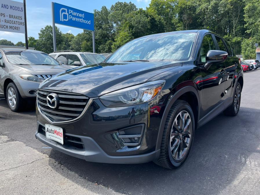 Used Mazda CX-5 AWD 4dr Auto Grand Touring 2016 | Auto Match LLC. Waterbury, Connecticut