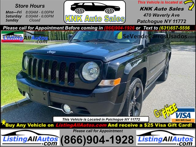 Used 2013 Jeep Patriot in Patchogue, New York | www.ListingAllAutos.com. Patchogue, New York