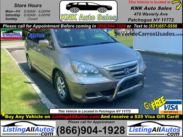 Used Honda Odyssey EX 2005 | www.ListingAllAutos.com. Patchogue, New York
