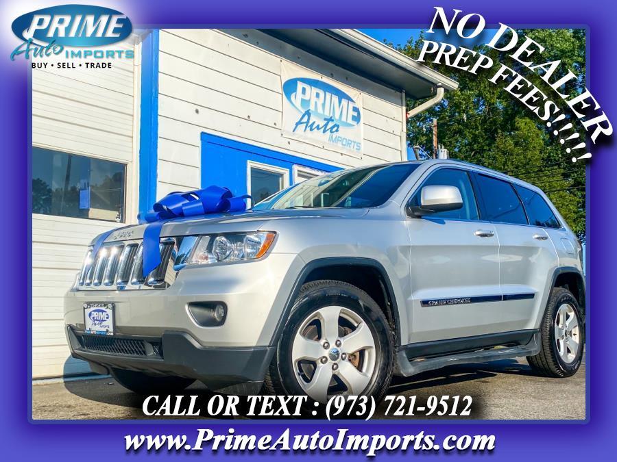 Used 2012 Jeep Grand Cherokee in Bloomingdale, New Jersey | Prime Auto Imports. Bloomingdale, New Jersey