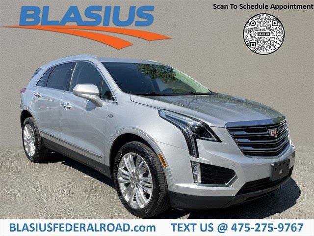 Used Cadillac Xt5 Premium Luxury 2018 | Blasius Federal Road. Brookfield, Connecticut