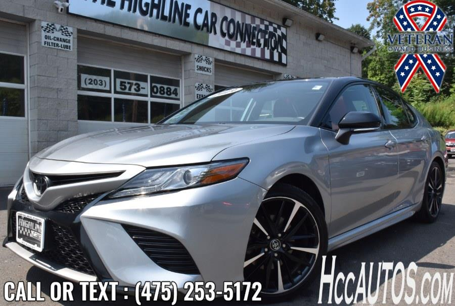 Used 2019 Toyota Camry in Waterbury, Connecticut | Highline Car Connection. Waterbury, Connecticut
