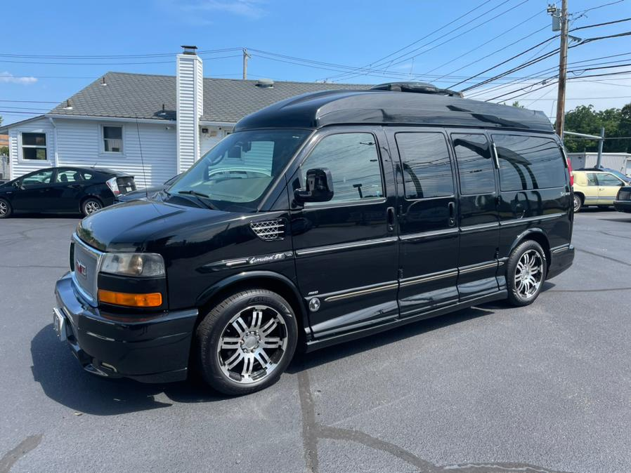 Used 2014 GMC Savana Cargo Van in Milford, Connecticut | Chip's Auto Sales Inc. Milford, Connecticut