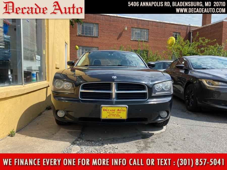 Used Dodge Charger 4dr Sdn SXT RWD 2009 | Decade Auto. Bladensburg, Maryland