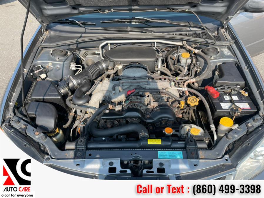 Used Subaru Impreza Sedan 4dr H4 AT i 2007   Auto Care Motors. Vernon , Connecticut