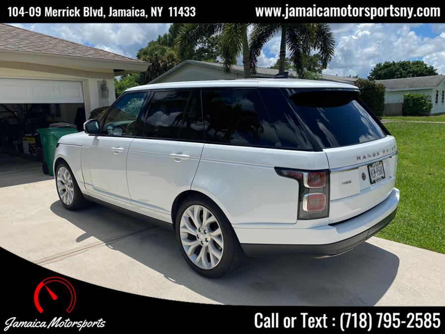 Used Land Rover Range Rover V6 Supercharged HSE SWB 2018   Jamaica Motor Sports . Jamaica, New York