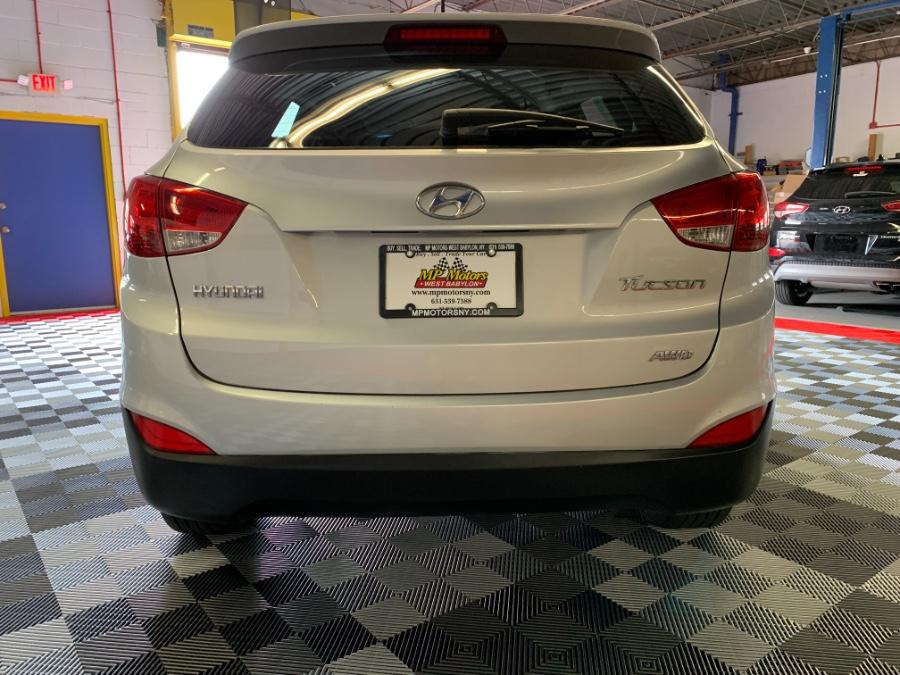 Used Hyundai Tucson AWD 4dr Auto GLS 2013 | MP Motors Inc. West Babylon , New York