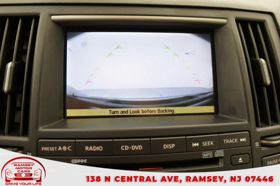 Used Infiniti FX35 4dr AWD 2006   Ramsey Motor Cars Inc. Ramsey, New Jersey
