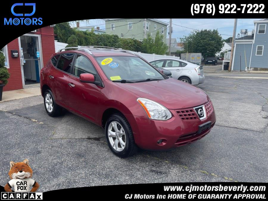 Used 2010 Nissan Rogue in Beverly, Massachusetts | CJ Motors Inc. Beverly, Massachusetts