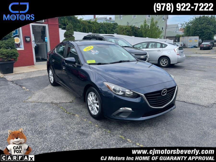 Used 2014 Mazda Mazda3 in Beverly, Massachusetts | CJ Motors Inc. Beverly, Massachusetts