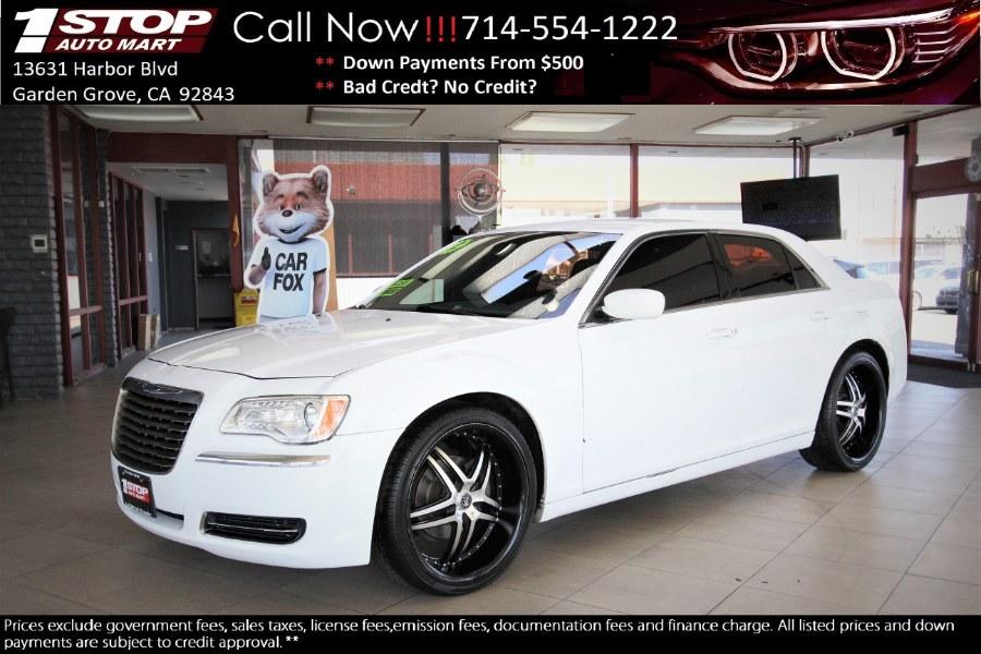 Used 2012 Chrysler 300 in Garden Grove, California | 1 Stop Auto Mart Inc.. Garden Grove, California
