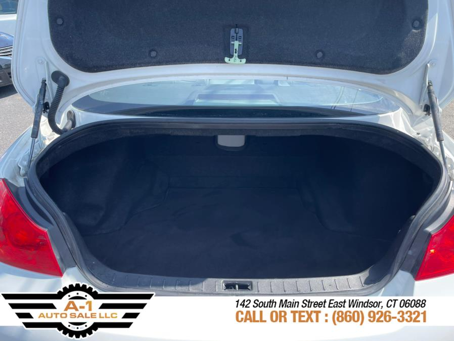 Used INFINITI G37 Sedan x Sport Appearance Edition 2011   A1 Auto Sale LLC. East Windsor, Connecticut
