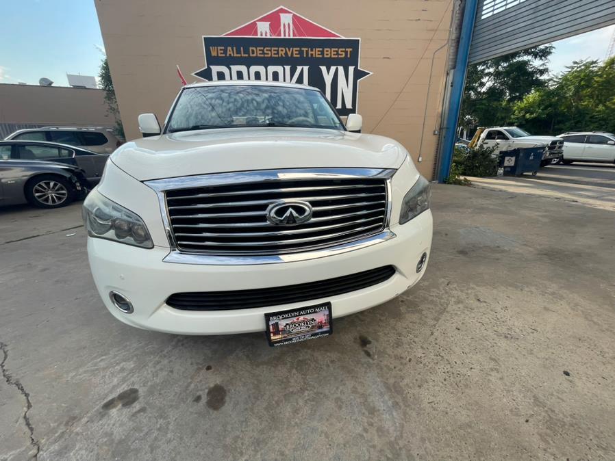 Used INFINITI QX56 4WD 4dr 8-passenger 2011   Brooklyn Auto Mall LLC. Brooklyn, New York