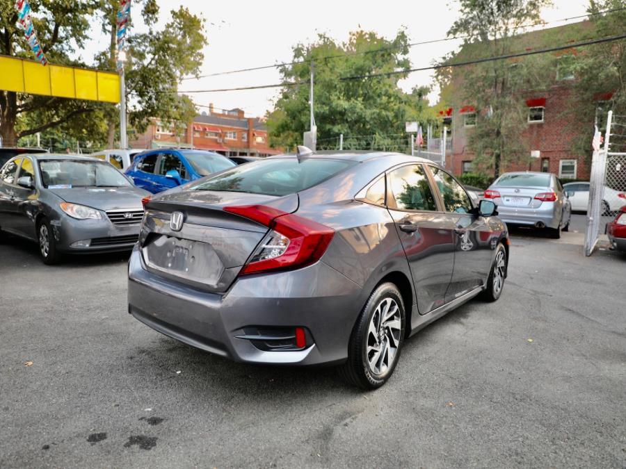 Used Honda Civic Sedan EX CVT 2017   Advanced Auto Mall. Bronx, New York