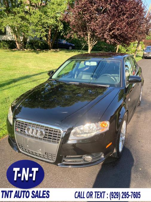 Used Audi A4 4dr Sdn Auto SE 2.0T quattro 2008 | TNT Auto Sales USA inc. Bronx, New York