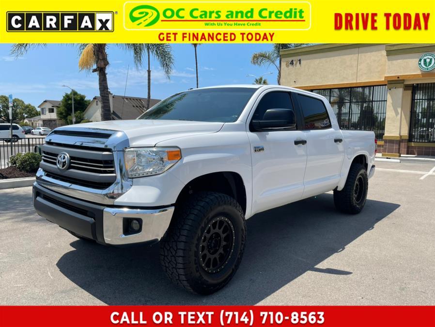 Used 2015 Toyota Tundra 2WD Truck in Garden Grove, California | OC Cars and Credit. Garden Grove, California