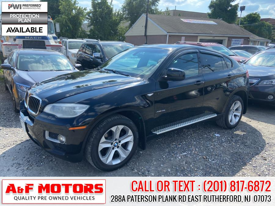 Used 2013 BMW X6 in East Rutherford, New Jersey | A&F Motors LLC. East Rutherford, New Jersey