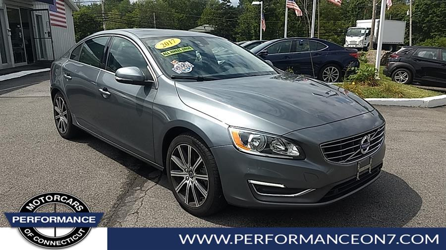 Used 2017 Volvo S60 in Wilton, Connecticut   Performance Motor Cars Of Connecticut LLC. Wilton, Connecticut