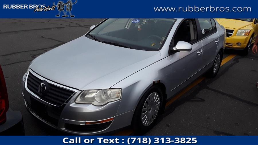 Used Volkswagen Passat Sedan 4dr Value Edition Auto 2006 | Rubber Bros Auto World. Brooklyn, New York