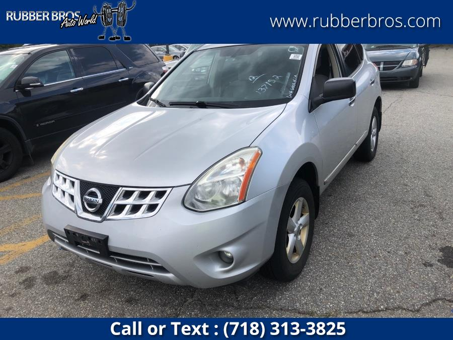 Used Nissan Rogue AWD 4dr S 2012 | Rubber Bros Auto World. Brooklyn, New York