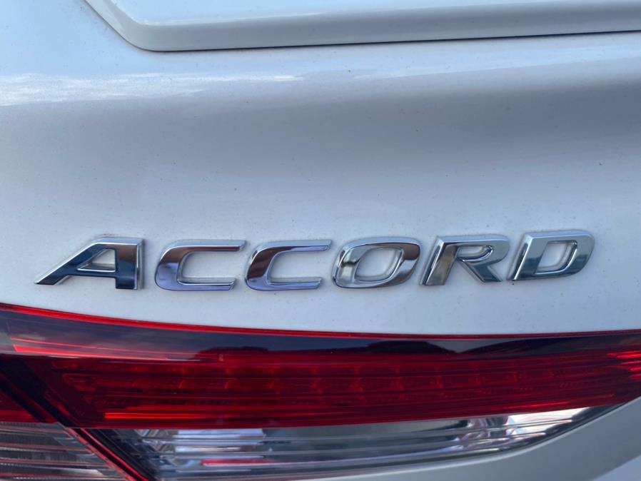 Used Honda Accord Sedan Sport 1.5T CVT 2019 | Auto Haus of Irvington Corp. Irvington , New Jersey