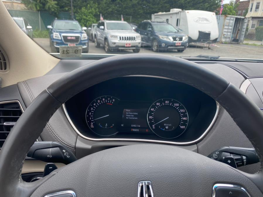 Used Lincoln MKX AWD 4dr Select 2016   Auto Haus of Irvington Corp. Irvington , New Jersey