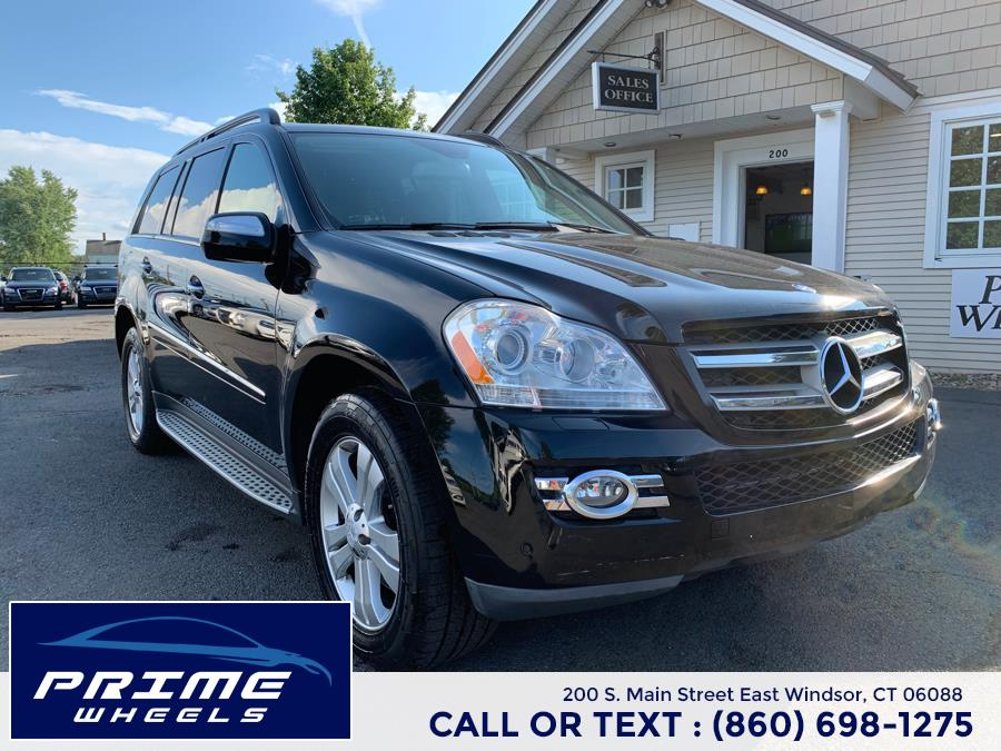 Used 2009 Mercedes-Benz GL-Class in East Windsor, Connecticut | Prime Wheels. East Windsor, Connecticut