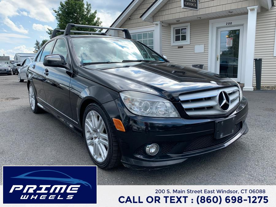 Used 2009 Mercedes-Benz C-Class in East Windsor, Connecticut | Prime Wheels. East Windsor, Connecticut