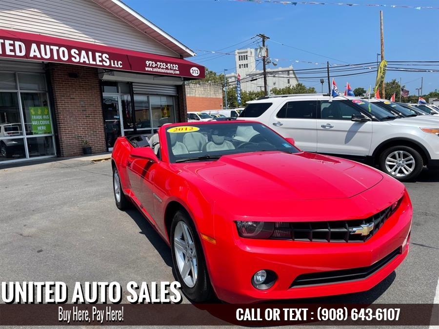 Used 2012 Chevrolet Camaro in Newark, New Jersey | United Auto Sale. Newark, New Jersey