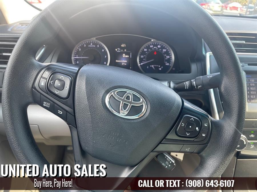 Used Toyota Camry LE 2016 | United Auto Sale. Newark, New Jersey