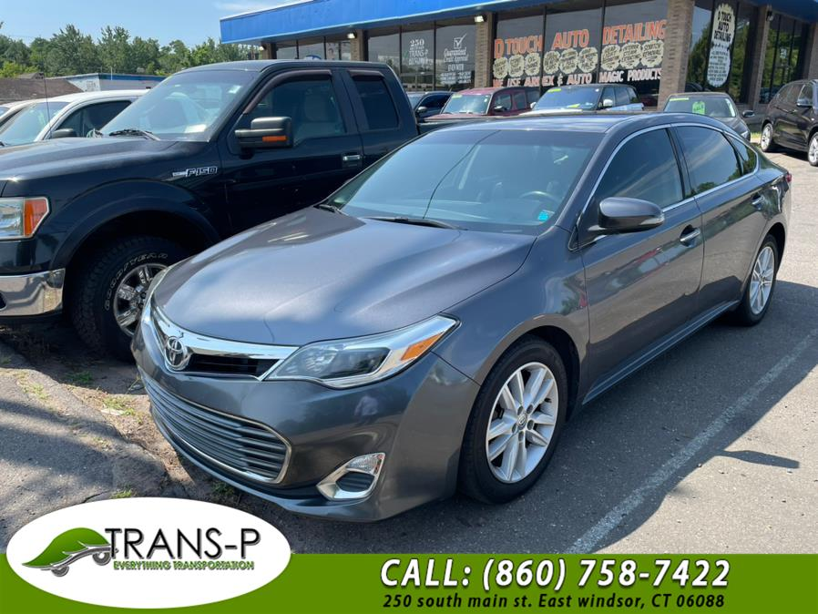 Used Toyota Avalon 4dr Sdn XLE (Natl) 2015 | Trans P LLC. East Windsor, Connecticut